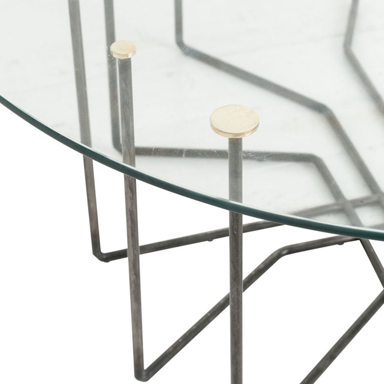 Harwood Cocktail Table 3088 by Arteriors