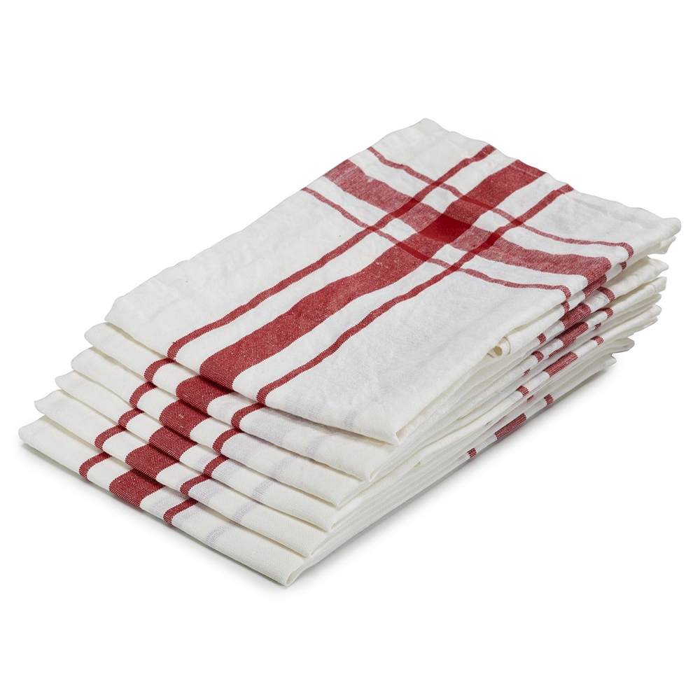 Camaret Tea Towels By Libeco