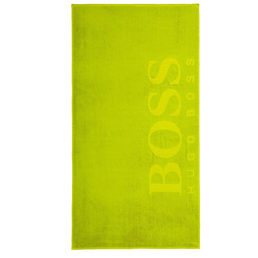 Carved Beach Towel By Hugo Boss