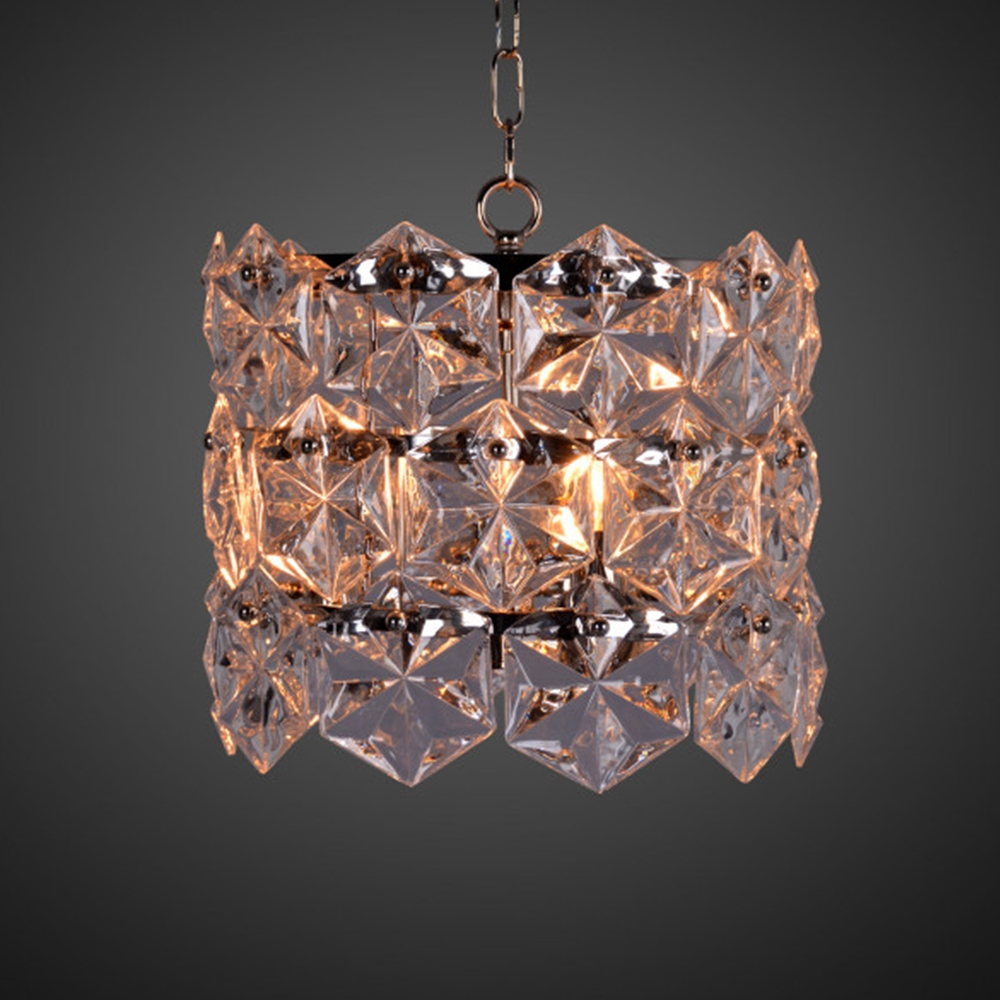 Crystal Pendant Chandelier ZD6408 by Zentique