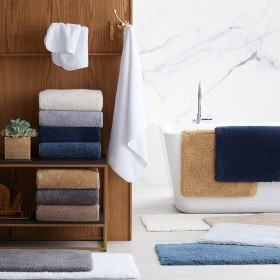 Indulgence Towels by Scandia