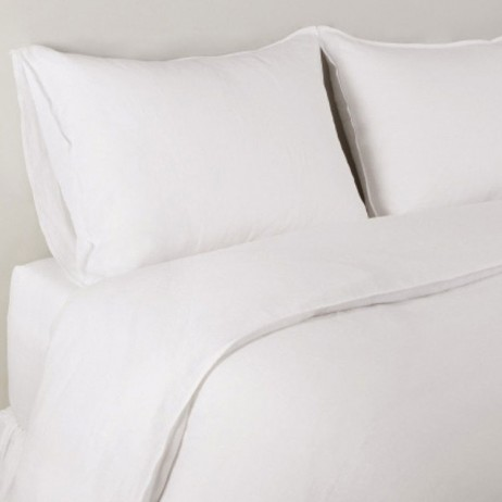 Parker Linen Duvet Set by Pom Pom at Home