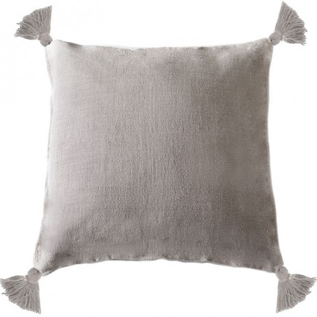 Montauk with Tassels Pillow By Pom Pom At Home