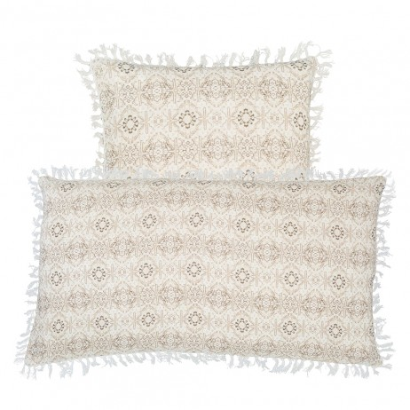 Alanya Linen Decorative Pillow by Pine Cone Hill