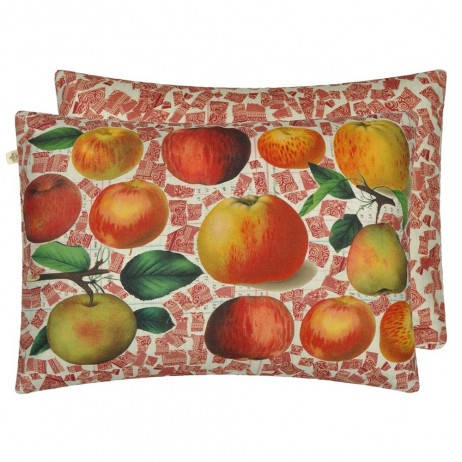 Apples Decorative Pillows by John Derian