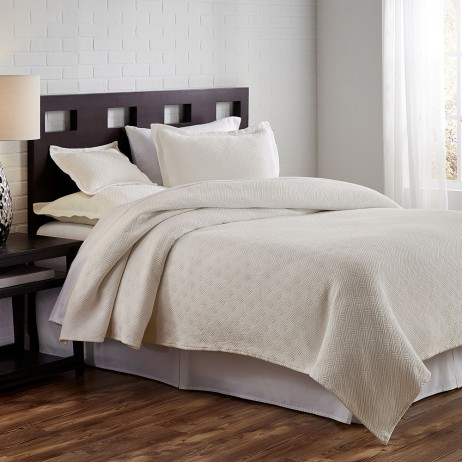 Flynn Coverlet & Shams by Traditions Linens