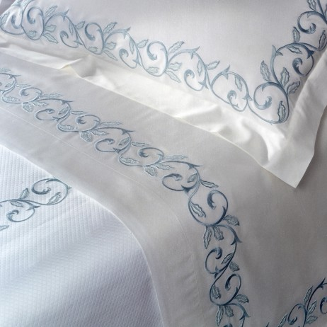 Marina Embroidery by Dea Linens