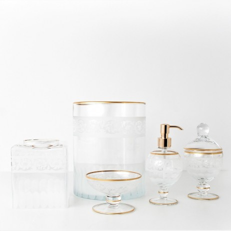 Regent Bath Accessories by Home Treasure