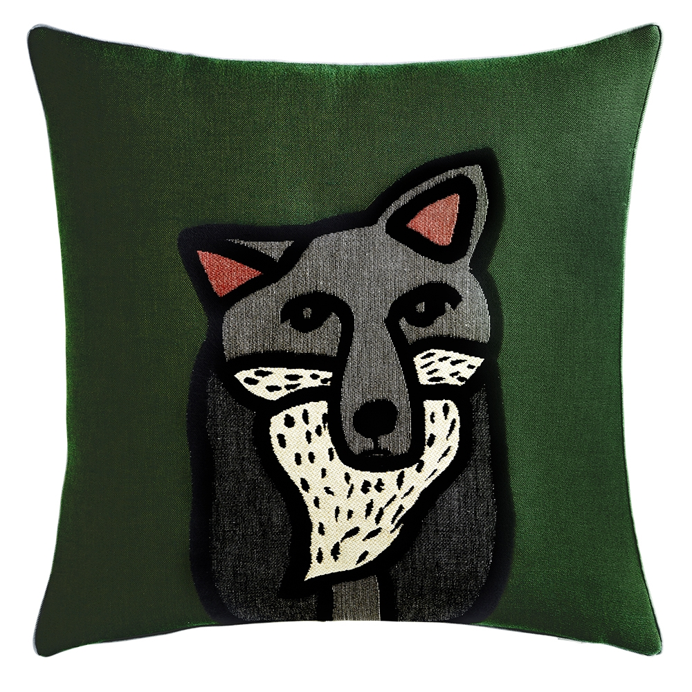 Jean-Loup Decorative Pillow by Iosis